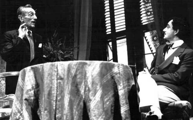 Il berretto a sonagli - Eduardo e Luca De Filippo, 1979