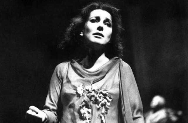 Valentina Cortese - I Giganti della Montagna, 1966