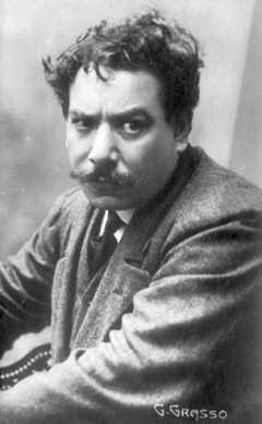Giovanni Grasso, anni Venti