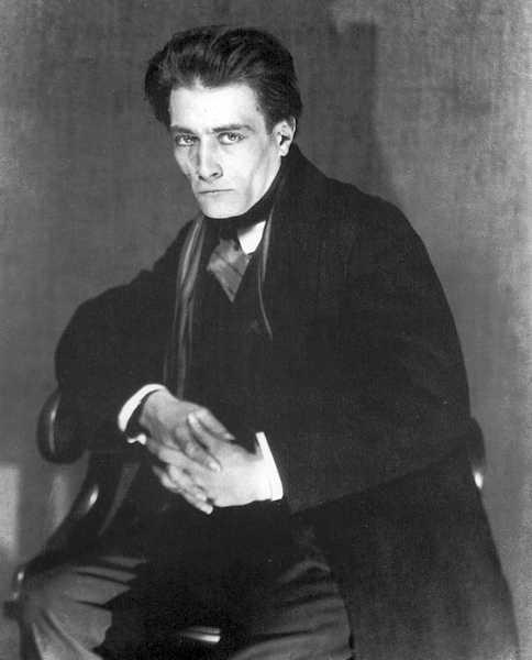 Antonin Artaud (Marsiglia, 4 settembre 1896 – Ivry-sur-Seine, 4 marzo 1948)