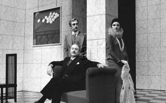 Il giuoco delle parti - 1976 - Romolo Valli, Anita Bartolucci, Gabriele Tozzi