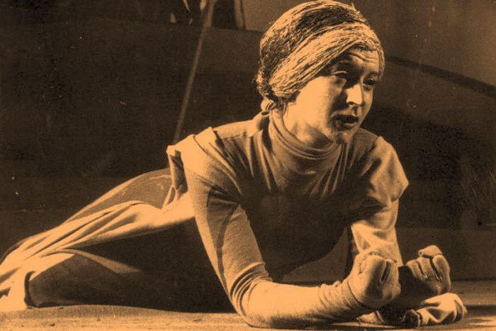 La favola del figlio cambiato - 1956-57 - Valentina Fortunato - Piccolo Teatro di Milano