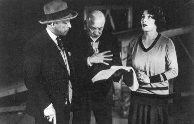 La nuova Colonia. Pirandello dirige Marta Abba e Lamberto Picasso, 1928