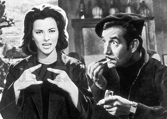Liolà - Film 1963 - Ugo Tognazzi e Giovanna Ralli
