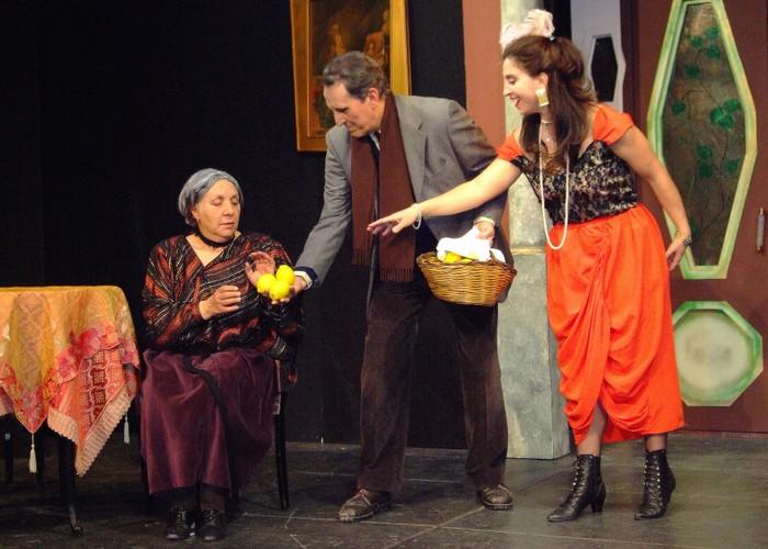 Lumie di Sicilia - Nuovo Teatro Insieme - 2008