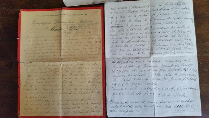 Lettere Marta Abba a Pirandello