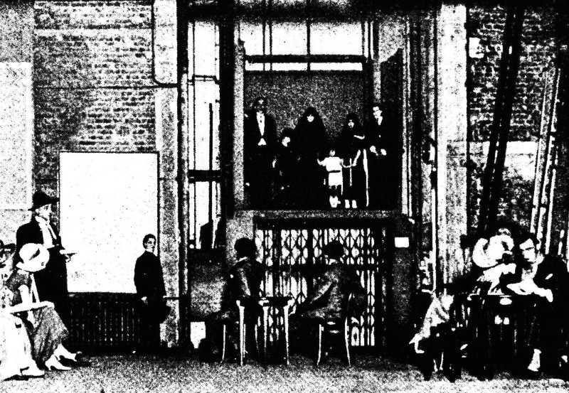 Sei personaggi in cerca d'autore - 10 aprile 1923 - Comédie des Champs-Elysées di Parigi di Georges Pitóeff