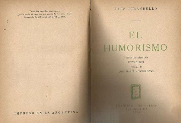 El Humorismo