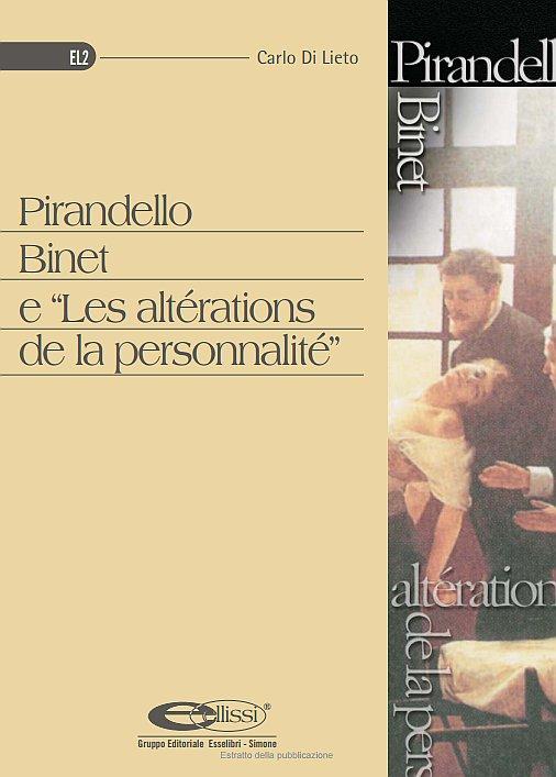 Pirandello Binet