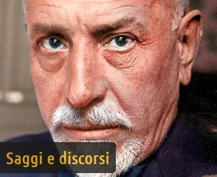 Luigi Pirandello - Saggi e discorsi