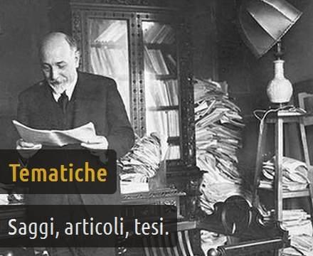 Luigi Pirandello - Tematiche