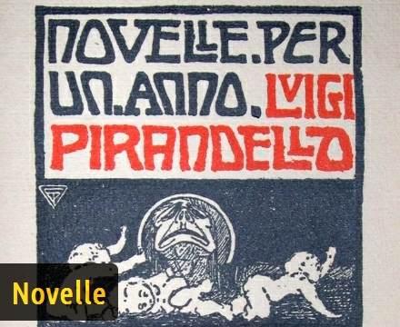 Luigi Pirandello - Novelle