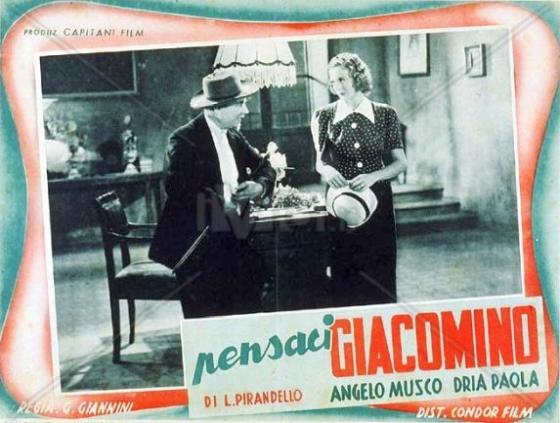 Pensaci Giacomino - Film !