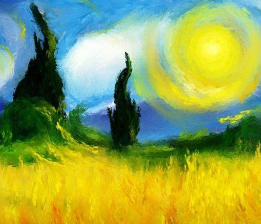 La levata del sole
