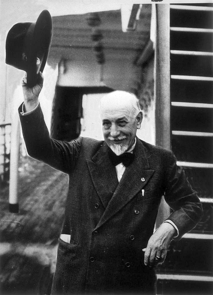 Biografia di Luigi Pirandello