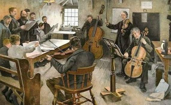 118. Musica vecchia – Novella