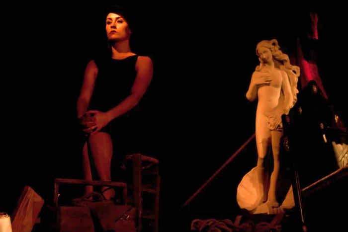 Diana e la tuda - Atto I