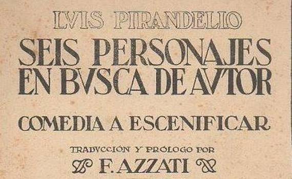 Fortuna di Pirandello in Spagna