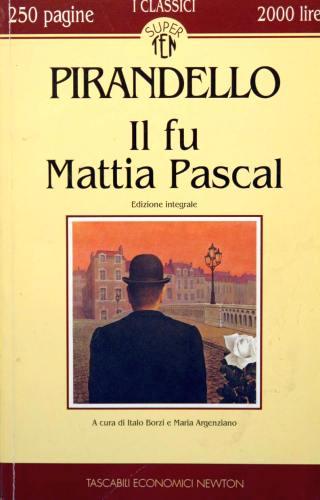 Il fu Mattia Pascal - Capitolo 19