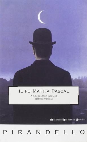 Il fu Mattia Pascal - Capitolo 6 - Di Luigi Pirandello, 1904 ...
