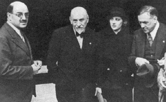 Silvio d'Amico e Luigi Pirandello: frammenti di un incontro (1918-1936)