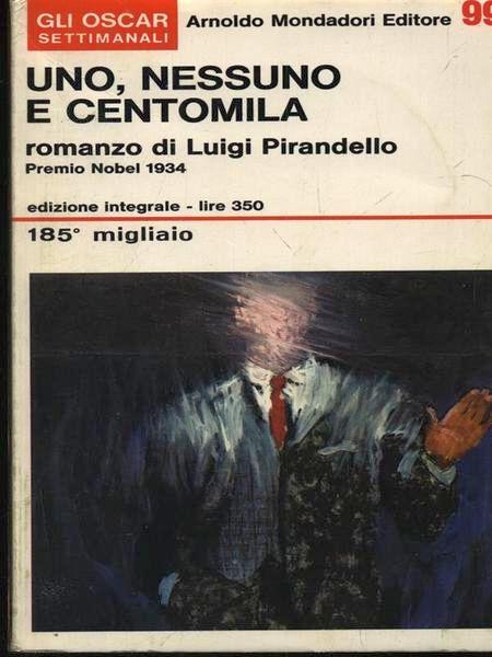 Uno, nessuno e centomila - Libro Terzo