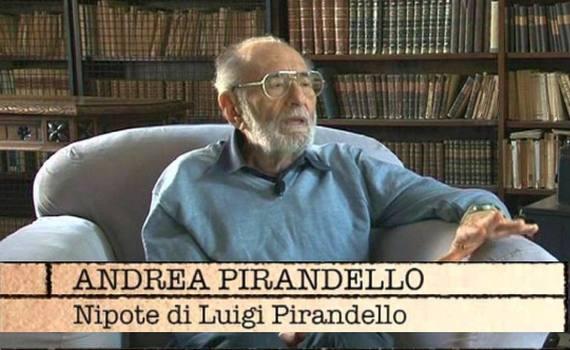 Conversazione con Andrea Pirandello