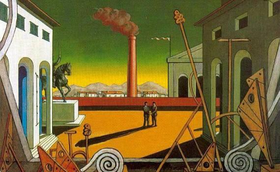 «Come nembi sopra una rovina»: Pirandello e la coscienza critica della modernità