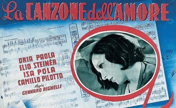 1929 – Il dramma e il cinematografo parlato – Articolo