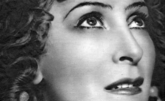 """""""Fiamma del diavolo che non consuma"""". Marta Abba attrice """"frigida"""""""