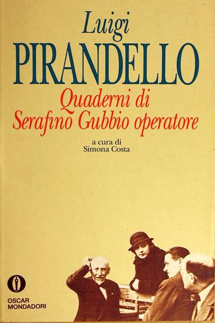 Quaderni di Serafino Gubbio - Quaderno quinto