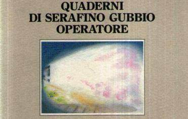 Quaderni di Serafino Gubbio - Quaderno secondo | PirandelloWeb