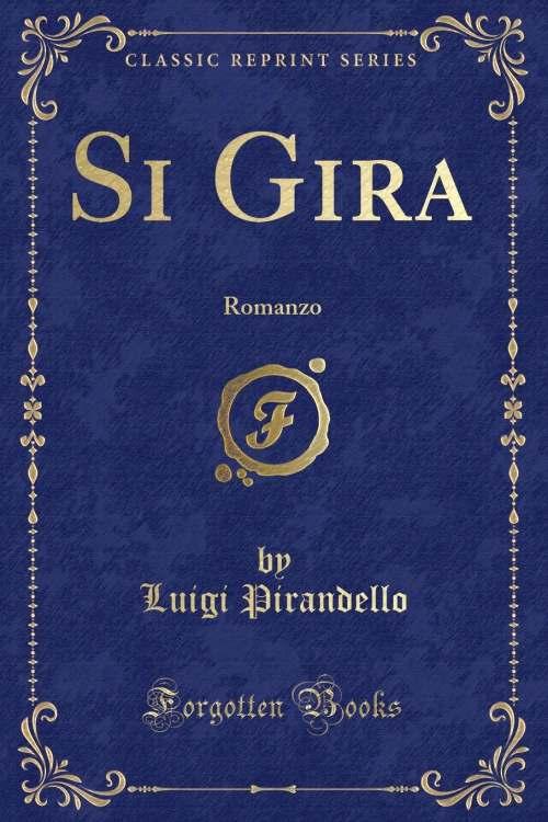 Quaderni di Serafino Gubbio - Quaderno settimo