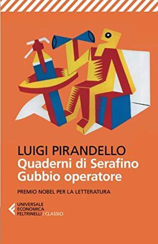 Quaderni di Serafino Gubbio - Quaderno Primo