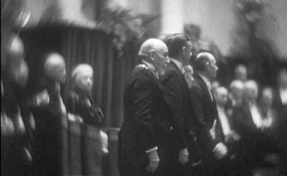 Video – Pirandello ritira il premio Nobel per la letteratura, 10 dicembre 1934