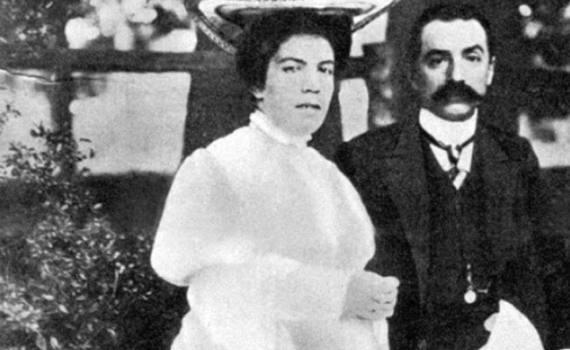 1911 – Suo marito