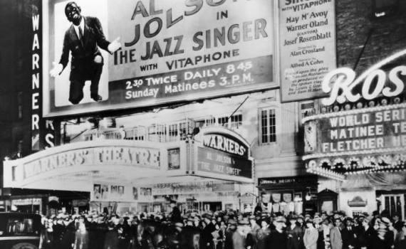 1929 – Se il film parlante abolirà il teatro – Articolo