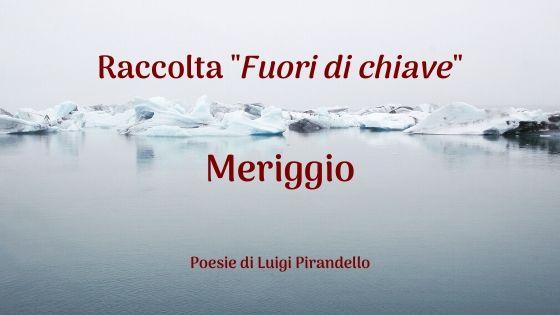 Meriggio