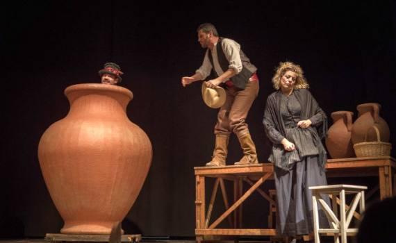 1916 – 'A giarra – Commedia in un atto (in siciliano)