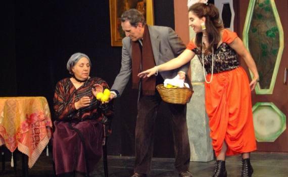 1910 – Sicilian limes (Lumíe di Sicilia) – Drama in one act