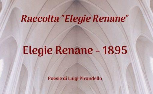 Elegie Renane - 1895