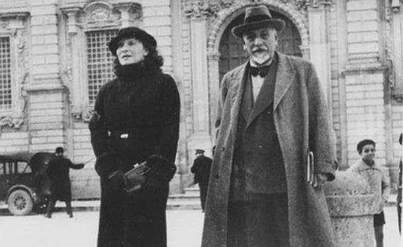 Luigi Pirandello tra l'arte e la vita