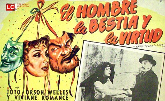 1919 – El hombre, la bestia y la virtud – Apólogo en tres actos
