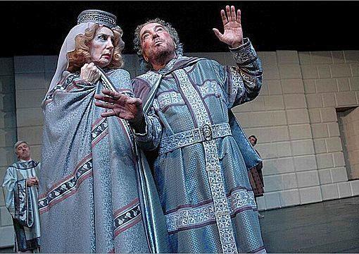 Enrique IV - Acto II