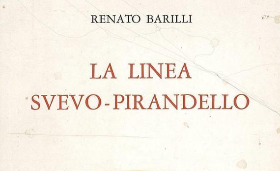 Barilli Renato – La linea Svevo-Pirandello