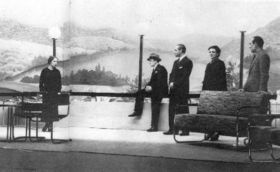 1935 – Non si sa come – Dramma in tre atti