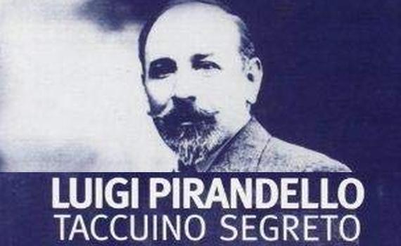 Pirandello Luigi – Taccuino segreto