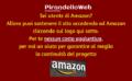 Sostienici con Amazon o Paypal