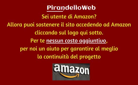 Sostienici con Amazon