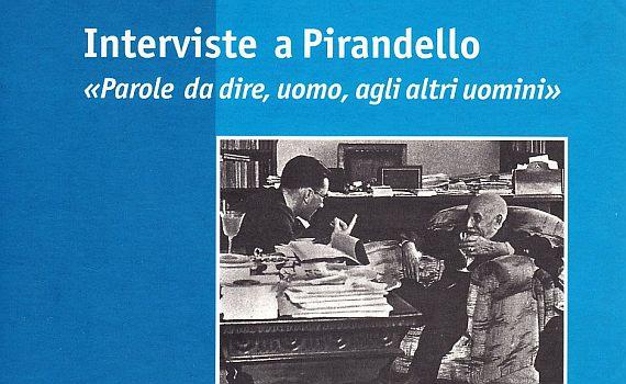 AA.VV. – Interviste a Pirandello